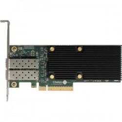 Chelsio Communications - T520-CR - Chelsio High Performance, Dual Port 10 GbE Unified Wire Adapter - PCI Express x8 - Optical Fiber