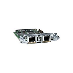 Cisco - VWIC2-1MFTT1/E1-RF - Cisco VWIC2-1MFT-T1/E1 1-Port Multiflex Trunk Interface Card - 2 x T1/E1
