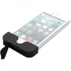 Seal Shield - SPHI5V2 - Seal Shield Shield Waterproof Cover w/Charge Door for iPhone 5 - iPhone - Transparent - Polyurethane