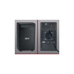 Tripp Lite - OMNI1000ISO - Tripp Lite UPS 1000VA 700W Battery Back Up Tower Isolation Transformer 120V - 1000VA/700W - 8 Minute Full Load - 6 x NEMA 5-15R