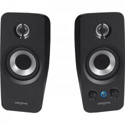 Creative Labs - 51MF1670AA003 - Creative T15 2.0 Speaker System - Wireless Speaker(s) - 32.8 ft - Bluetooth