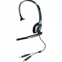 Plantronics - .AUDIO 610 USB - Plantronics .Audio 610 USB Headset - Over-the-head