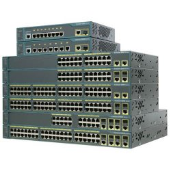 Cisco - WS-C2960G-8TC-L-RF - Cisco Catalyst 2960G-8TC Managed Ethernet Switch - 7 x 10/100/1000Base-T, 1 x 10/100/1000Base-T
