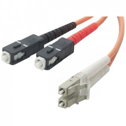 Belkin / Linksys - F2F402L7-10M - Belkin - Network cable - LC/PC multi-mode (M) to SC/PC multi-mode (M) - 33 ft - fiber optic - B2B