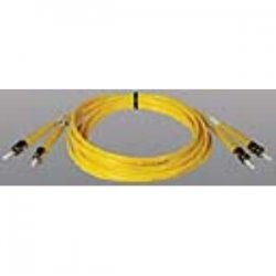 Tripp Lite - N352-02M - Tripp Lite 2M Duplex Singlemode 8.3/125 Fiber Optic Patch Cable ST/ST 6' 6ft 2 Meter - ST - ST - 6.56ft