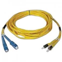 Tripp Lite - N354-05M - Tripp Lite 5M Duplex Singlemode 8.3/125 Fiber Optic Patch Cable SC/ST 16' 16ft 5 Meter - SC - ST - 16.4ft
