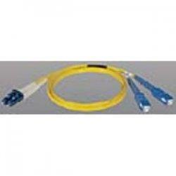 Tripp Lite - N366-05M - Tripp Lite 5M Duplex Singlemode 8.3/125 Fiber Optic Patch Cable LC/SC 16' 16ft 5 Meter - LC - SC - 16.4ft