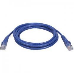 Tripp Lite - N001-050-BL - Tripp Lite 50ft Cat5e / Cat5 Snagless Molded Patch Cable RJ45 M/M Blue 50' - 50ft - 1 x RJ-45 Male - 1 x RJ-45 Male - Blue