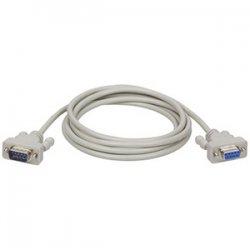 Tripp Lite - P520-006 - Tripp Lite 6ft DB9 Serial Extension Cable Straight Through RS232 M/F 6' - (DB9 M/F) 6-ft.