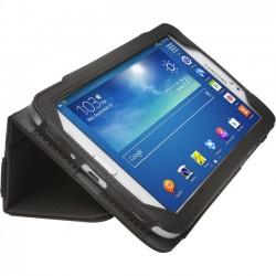 Kensington - K97161WW - Kensington K97161WW 7.0 Portafolio Soft Folio Case for Samsung Galaxy Tab 3 (Black)