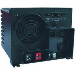 "Tripp Lite - APSX750 - Tripp Lite 750W APS 12VDC 120V Inverter / Charger w/ Auto Transfer Switching ATS 2xC13 Outlets - 12V DC, 230V AC - 230V AC - , 12V DC - Continuous Power:750W"""