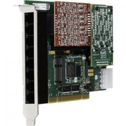 Digium - 1A8A02F - Digium A8A Voice Board - PCI - 8 x FXO - Plug-in Card