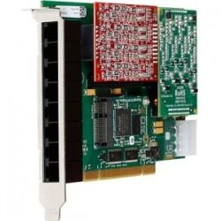Digium - 1A8A05F - Digium A8A Voice Board - PCI - 8 x FXS - Plug-in Card