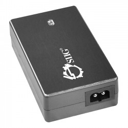 SIIG - AC-PW0H12-S1 - SIIG Ultra-Compact DC/USB Power Adapter - 90W - 90 W Output Power - 5 V DC Output Voltage - 5 A Output Current