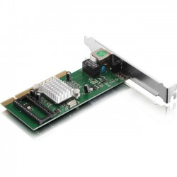 NETIS Systems - AD-1102 - Netis Gigabit Ethernet PCI Adapter - PCI - 1 Port(s) - 1 - Twisted Pair
