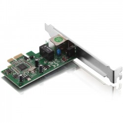 NETIS Systems - AD-1103 - Netis Gigabit Ethernet PCI-E Adapter - PCI Express - 1 Port(s) - 1