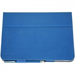 Kensington - K97114WW - Kensington Comercio Carrying Case (Folio) for 10.1 Tablet - Denim Blue - Scratch Resistant Screen Protector, Damage Resistant Screen Protector