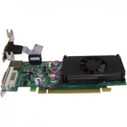 Jaton - VIDEO-PX210-LX - Jaton VIDEO-PX210-LX GeForce 210 Graphic Card - 512 MB DDR2 SDRAM - PCI Express 2.0 x16 - 128 bit Bus Width - 2560 x 1600 - 1 x HDMI - 1 x VGA - 1 x Total Number of DVI - Dual Link DVI Supported