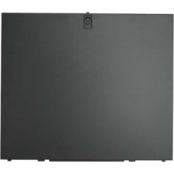 APC / Schneider Electric - AR7308 - APC by Schneider Electric Split Side Panel - Black - 2 Pack - 35.4 Height - 43.2 Width - 0.5 Depth