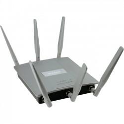 D-Link - DAP-2695 - D-Link AirPremier DAP-2695 IEEE 802.11ac 1.27 Gbit/s Wireless Access Point - ISM Band - UNII Band - 6 x Antenna(s) - 2 x Network (RJ-45) - Wall Mountable
