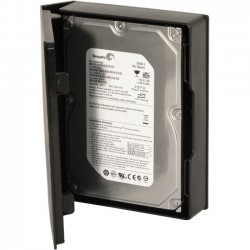CRU / Wiebetech - 30030-0038-3010 - 4TB SATA Drive in a DriveBox Carrying Case, Formatted NTFS (for Mac)