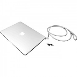 Compulocks Brands - MBA11 - Compulocks MacBook Air Lock and Security Case Bundle