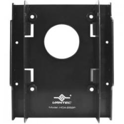 Vantec Thermal Technologies - HDA-252P - Vantec HDA-252P Drive Bay Adapter Internal - 2 x Total Bay - 2 x 2.5 Bay