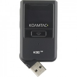 KoamTac - 310150 - KoamTac KDC100M USB Barcode Scanner - Cable Connectivity - 100 scan/s1D - Laser