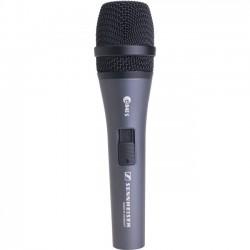 Sennheiser - 004516 - Sennheiser e 845-S Microphone - 40 Hz to 16 kHz - Wired - Dynamic - Handheld - XLR