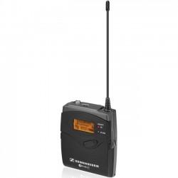 Sennheiser - 503539 - Sennheiser Wireless Bodypack Microphone Transmitter - 626 MHz to 668 MHz Operating Frequency - 80 Hz to 18 kHz Frequency Response