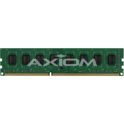 Axiom Memory - 00D5012-AX - Axiom 4GB DDR3-1600 Low Voltage ECC UDIMM for IBM - 00D5012, 00D5011 - 4 GB - DDR3 SDRAM - 1600 MHz DDR3-1600/PC3-12800 - 1.35 V - ECC - Unbuffered - DIMM