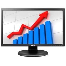 LG Electronics - 22MB35P-B - LG 22MB35P-B 22 LED LCD Monitor - 16:9 - 5 ms - 1920 x 1080 - Full HD - DVI - VGA - Black - T V, TCO Certified Displays 6.0, EPEAT Gold