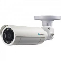 Everfocus - EZN1260/3 - EverFocus NeVio EZN1260 2 Megapixel Network Camera - Color, Monochrome - 1920 x 1080 - CMOS - Cable - Fast Ethernet - Bullet