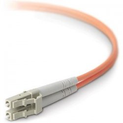 Belkin / Linksys - F2F402LL-20M - Belkin Duplex Optic Fiber Cable - LC Male - LC Male - 65.61ft