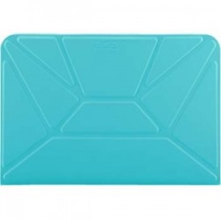 Acer - NP.BAG1A.034 - Acer CRUNCH Carrying Case (Cover) for Tablet - Blue - Scratch Resistant, Wear Resistant, Tear Resistant - MicroFiber