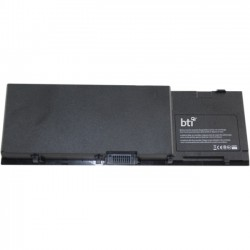 Battery Technology - DL-M6500 - BTI Laptop Battery for Dell Precision M6500 - 8400 mAh - Proprietary Battery Size - Lithium Ion (Li-Ion) - 10.8 V DC