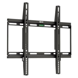 Tripp Lite - DWF2655X - Tripp Lite Display TV LCD Wall Monitor Mount Fixed 26 to 55 TVs / Monitors / Flat-Screens - 165 lb Load Capacity - Metal - Black
