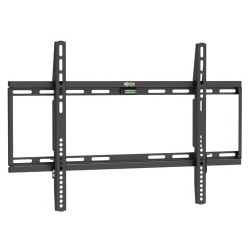 Tripp Lite - DWF3270X - Tripp Lite Display TV LCD Wall Monitor Mount Fixed 32 to 70 TVs / Monitors / Flat-Screens - 165 lb Load Capacity - Metal - Black