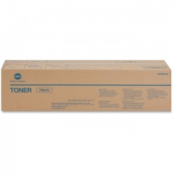 Konica-Minolta - A0TM132 - Konica Minolta TN-618K Original Toner Cartridge - Laser - 37500 Pages - Black - 1 Each