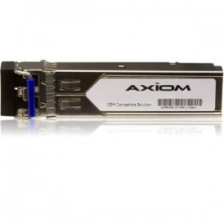 Axiom Memory - 10014-AX - Axiom 1000BASE-EX SFP Transceiver for Extreme - 10014 - For Optical Network, Data Networking - 1 x 1000Base-EX - Optical Fiber - 128 MB/s Gigabit Ethernet1 Gbit/s