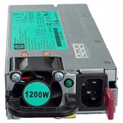 Hewlett Packard (HP) - 578322-B21 - HP 1200W Platinum Redundant Power Supply - Plug-in Module
