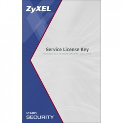 ZyXel - ICAS1YUSG40C - ZyXEL iCard Antispam 1 Year for USG40 / USG40-NB - 1 Year Subscription - ICAS1YUSG40C