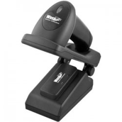 Wasp Barcode - 633808121488 - Wasp Barcode Scanner Cradle - Wired - Bar Code Scanner - Charging Capability - 1 x USB