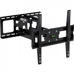 Tripp Lite - DWM2655M - Tripp Lite Display TV Wall Monitor Mount Arm Swivel/Tilt 26 to 55 TVs / Monitors / Flat-Screens - 110 lb Load Capacity - Metal - Black