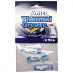 Antec - THERMAL GREASE - Antec Thermal Grease - 32.1 F/W (0.1 C/W) - White - Silicone Compound