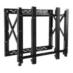 Peerless - DS-VW795-QR - Peerless-AV SmartMount DS-VW795-QR Wall Mount for Flat Panel Display - 65 to 95 Screen Support - 225 lb Load Capacity - Black