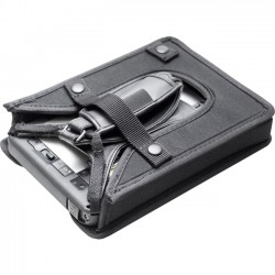 Panasonic - TBCM1HSTR-P - Panasonic Carrying Case (Holster) for Tablet - Holster, Shoulder Strap, Belt Strap