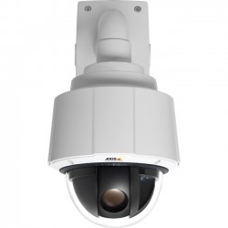 Axis Communication - 0357-004 - AXIS Q6032 Network Camera - Color, Monochrome - 752 x 480 - 3.40 mm - 35x Optical - CCD - Cable - Fast Ethernet