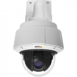 Axis Communication - 0445-004 - AXIS Q6035-E Network Camera - Color, Monochrome - 1920 x 1080 - 20x Optical - CMOS - Cable - Fast Ethernet