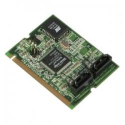 Aaeon - TF-PER-C20S-A10 - Aaeon 2-port SATA Controller - Mini PCI Type IIIb - Plug-in Card - RAID Supported - 0, 1 RAID Level - 2 Total SATA Port(s)